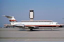 256px-Laker_Airways_BAC-111-320AZ