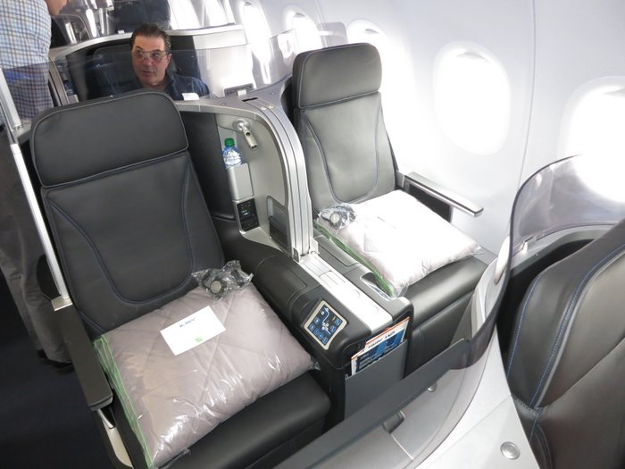 Flat Bed Seats Are Now The Norm With Improved Catering And Other Benefits For Passengers JetBlue Airways Enters Market This Week Its Mint