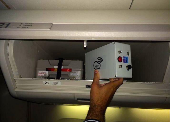 AirFi box