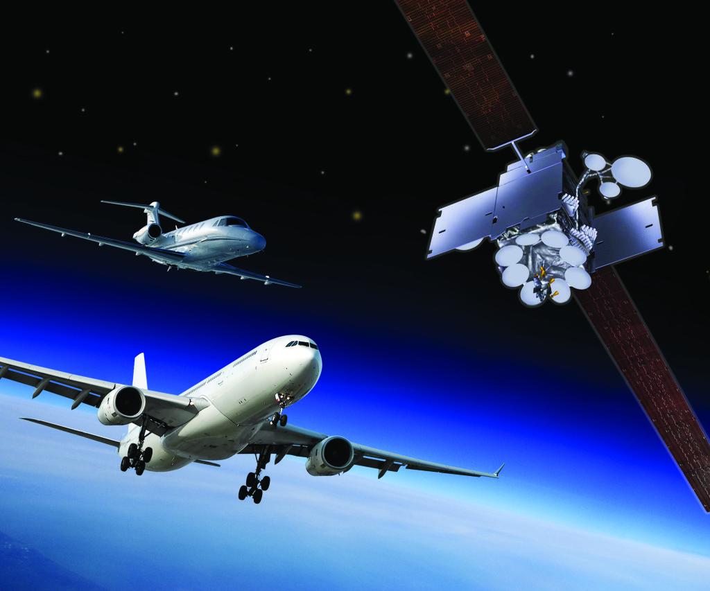 Honeywell Aircraft and Satellite