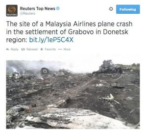 MAS crash