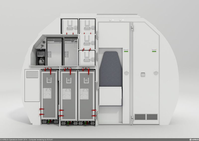 Airline Reveals Its Concerns About New Airbus Lavatory