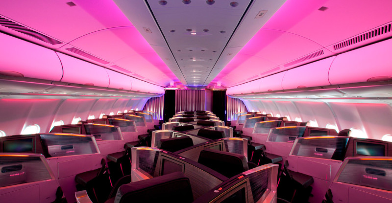 the 19 different kinds of aircraft seating in 2014 runway