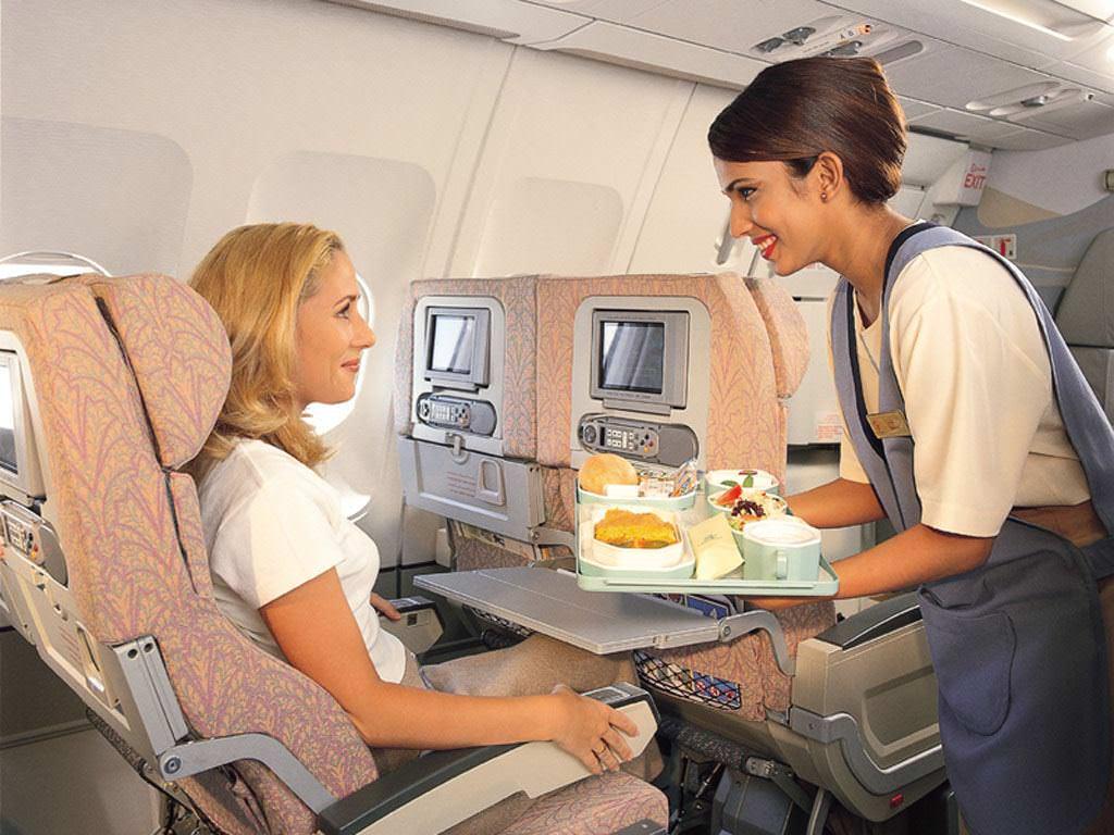Traditional Economy - Emirates