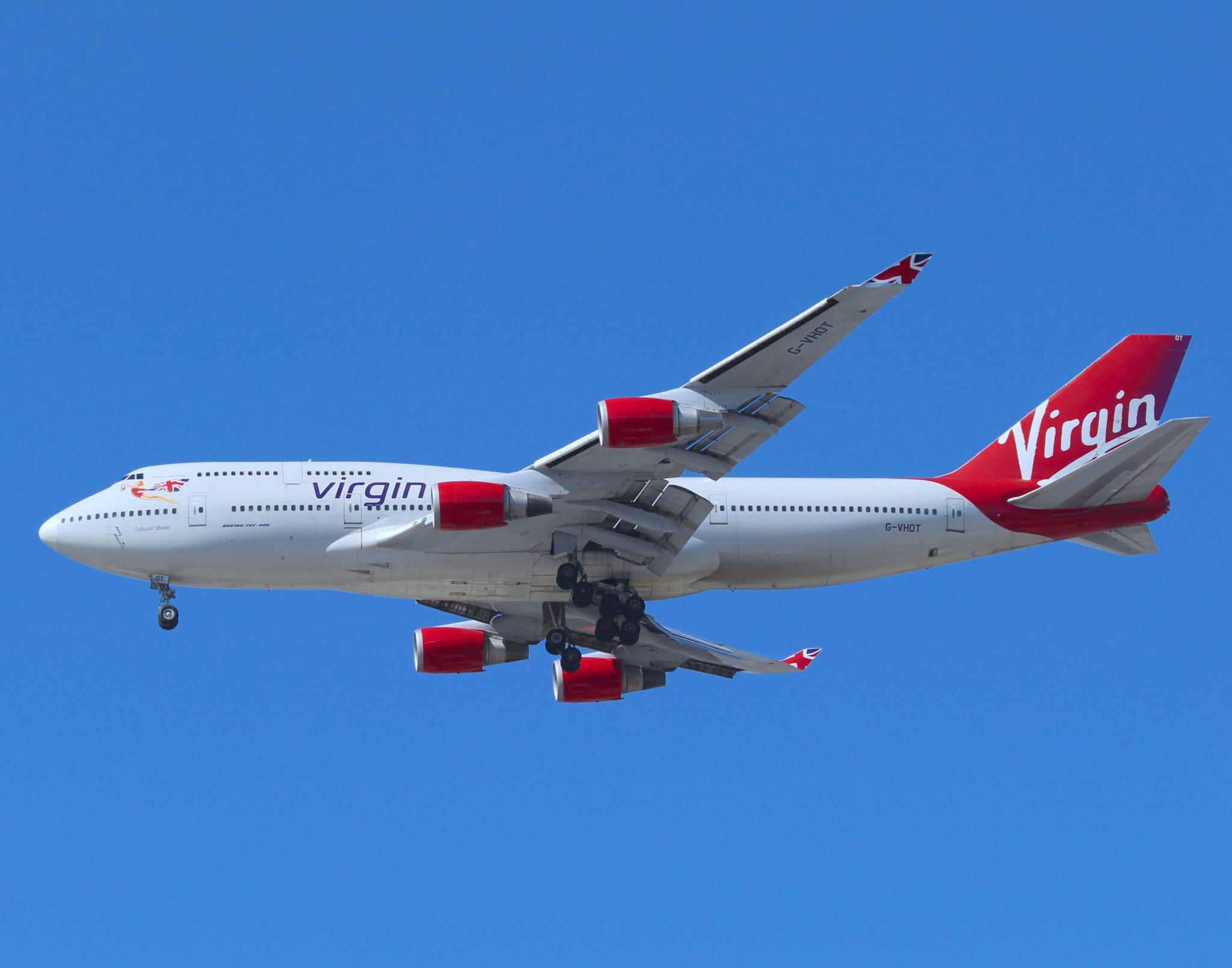 Virgin atlantic picks gogo 2ku inflight internet for Vibeline
