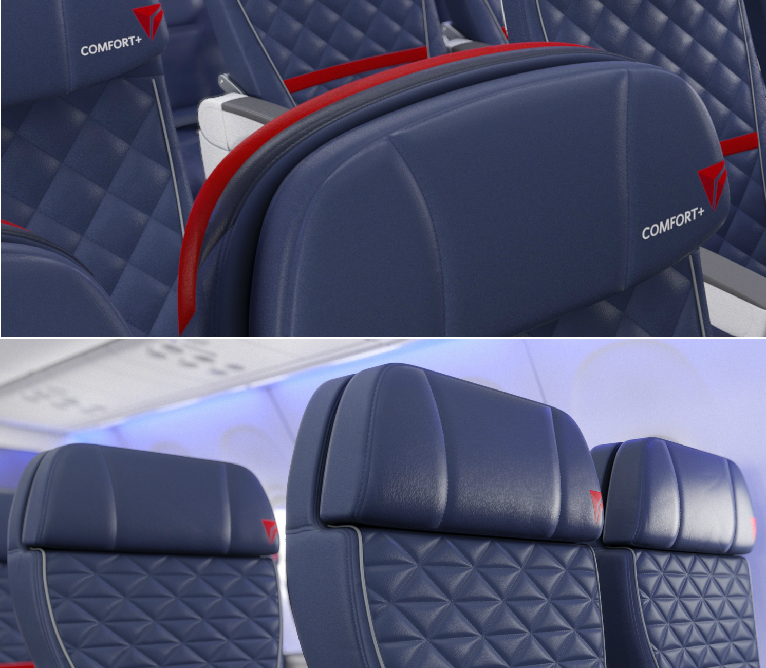 Op ed delta product rebrand leaves room for further for Delta main cabin vs delta comfort