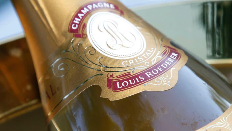 champagne-bottle-louis-roederer-cristal --Roederer