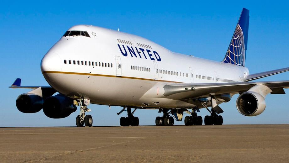 United 747--PR
