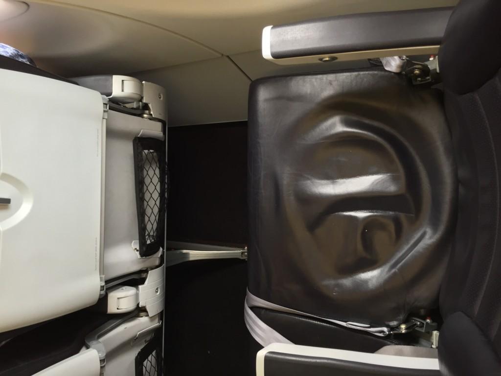 Air NZ seat top