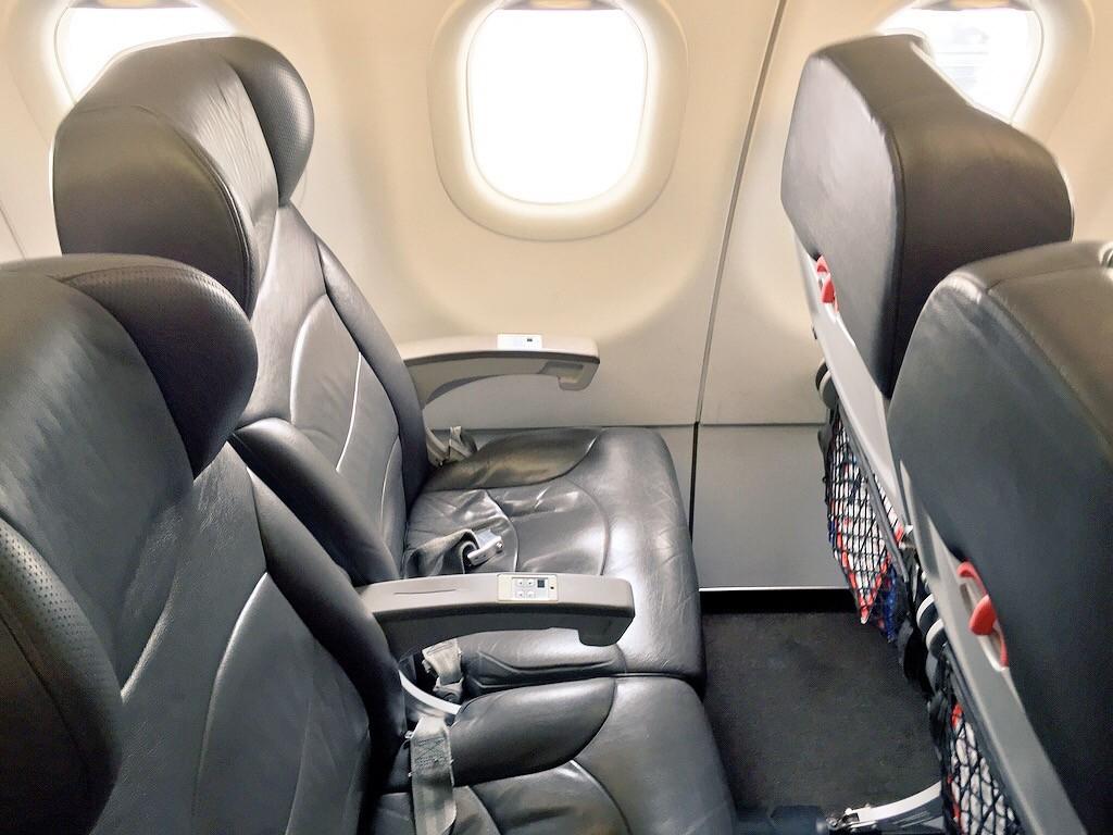 Jetstar seat side