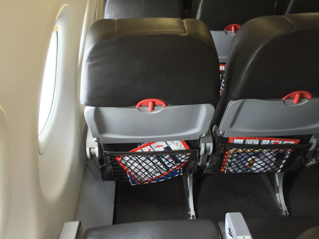 Jetstar seat top