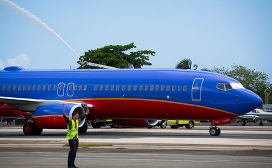 Southwest airlines eyes next steps for improving inflight for Southwest airlines free wifi