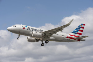 MSN 5678 American Airlines FF Start