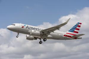 MSN 5678 American Airlines FF Start