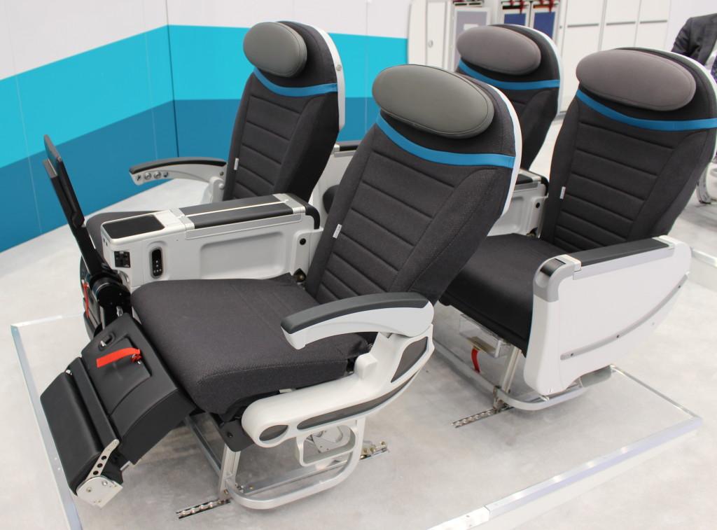 Haeco Premum economy seat 2