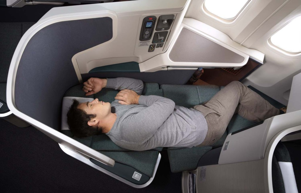 PR image - Cathay Pacific - CX-New-Business-Class-Pic05