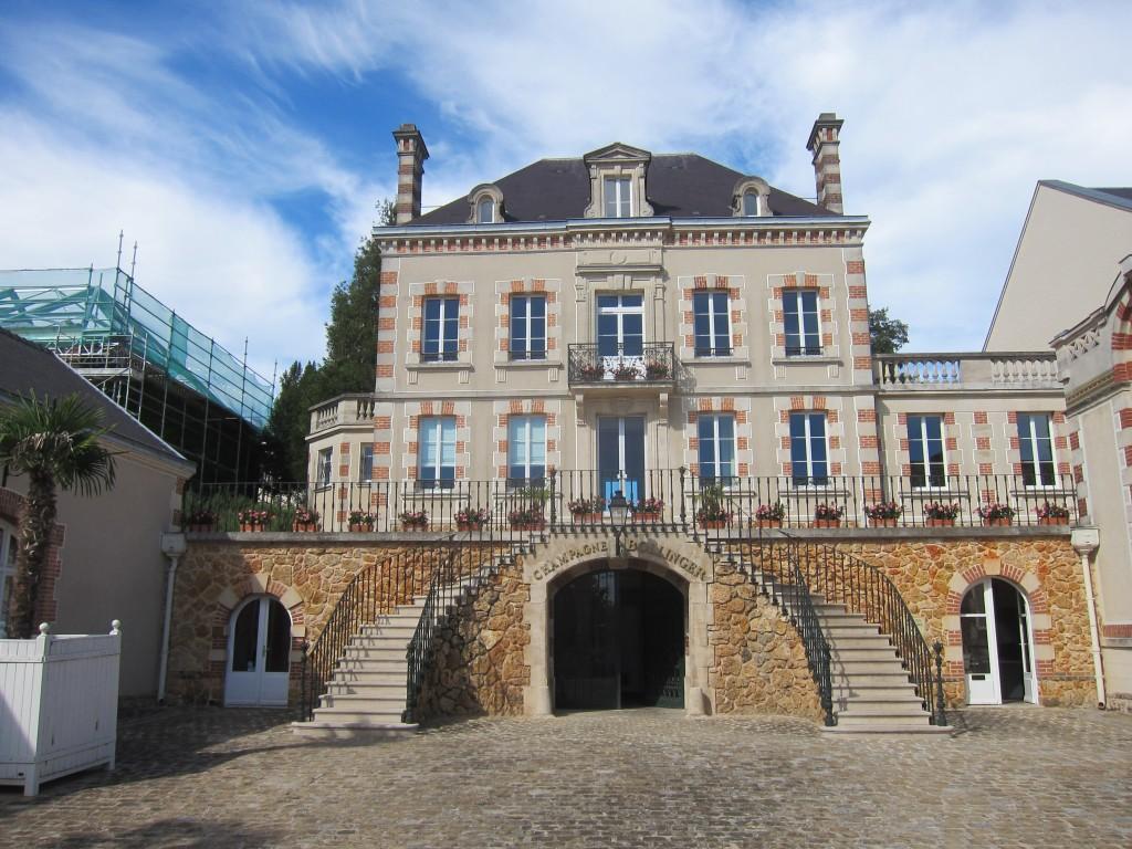 Maison de Champagne Bollinger
