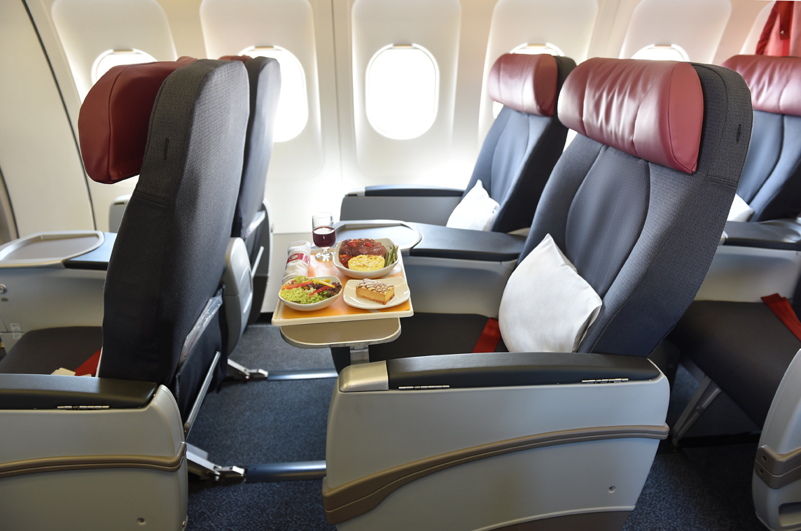 Air Canada Rouge Goes Quot Rogue Quot With Proper Business Class