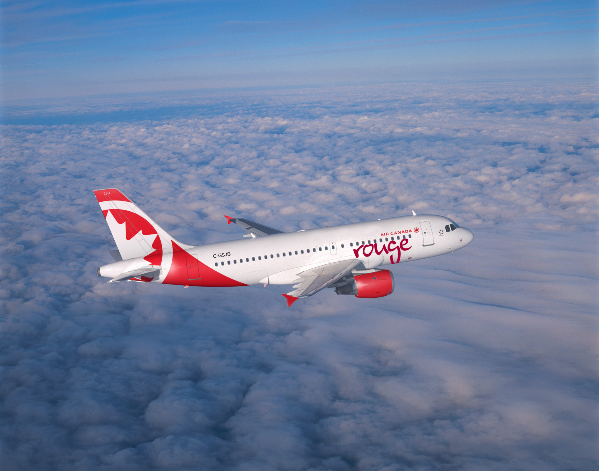 Air Canada rouge goes