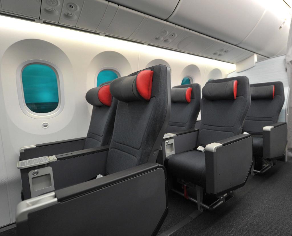 AC 777-300ER premium economy