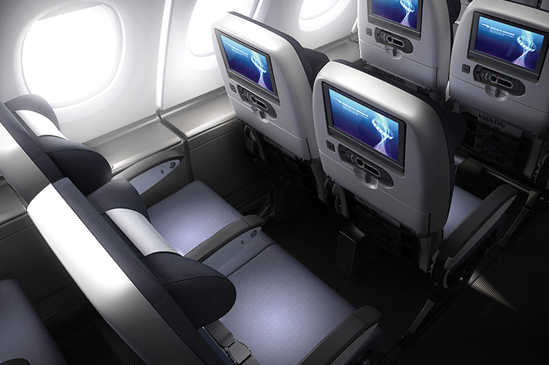 Premium Economy like BA's World Traveller Plus offers more space than the 'good old days'. Image - BA