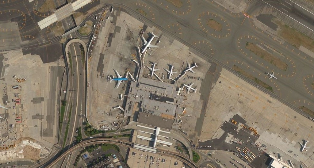 Terminal 7 is hemmed in and can't currently take A380s. Could that change_