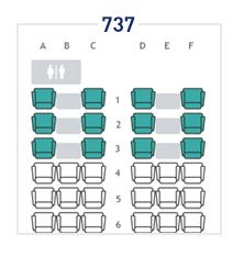 WestJet 737 Plus