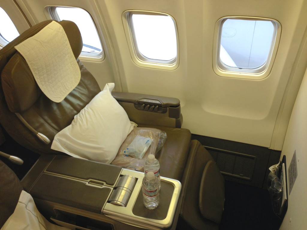 OpenSkies' Prem Plus premium economy seat is probably the most spacious in the sky