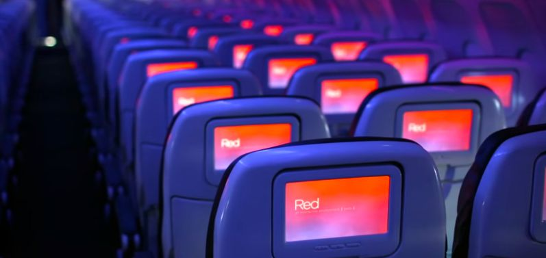 Virgin America plans IPTV seatback integration with Ka connectivity
