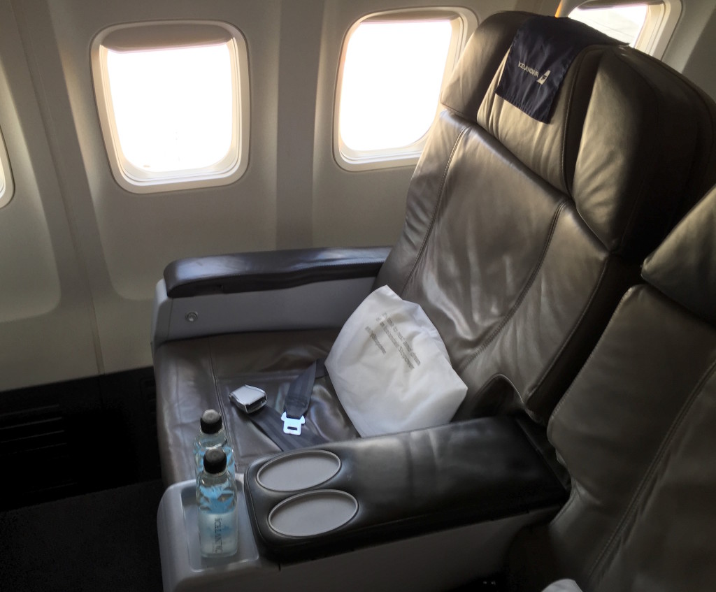 AvioInteriors' Andromeda seat will continue in its Saga Class form