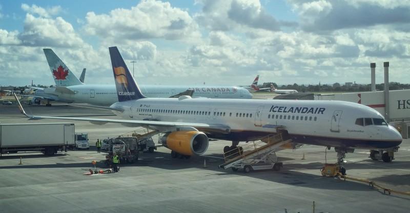 Icelandair Economy Comfort walks a pleasing business-light