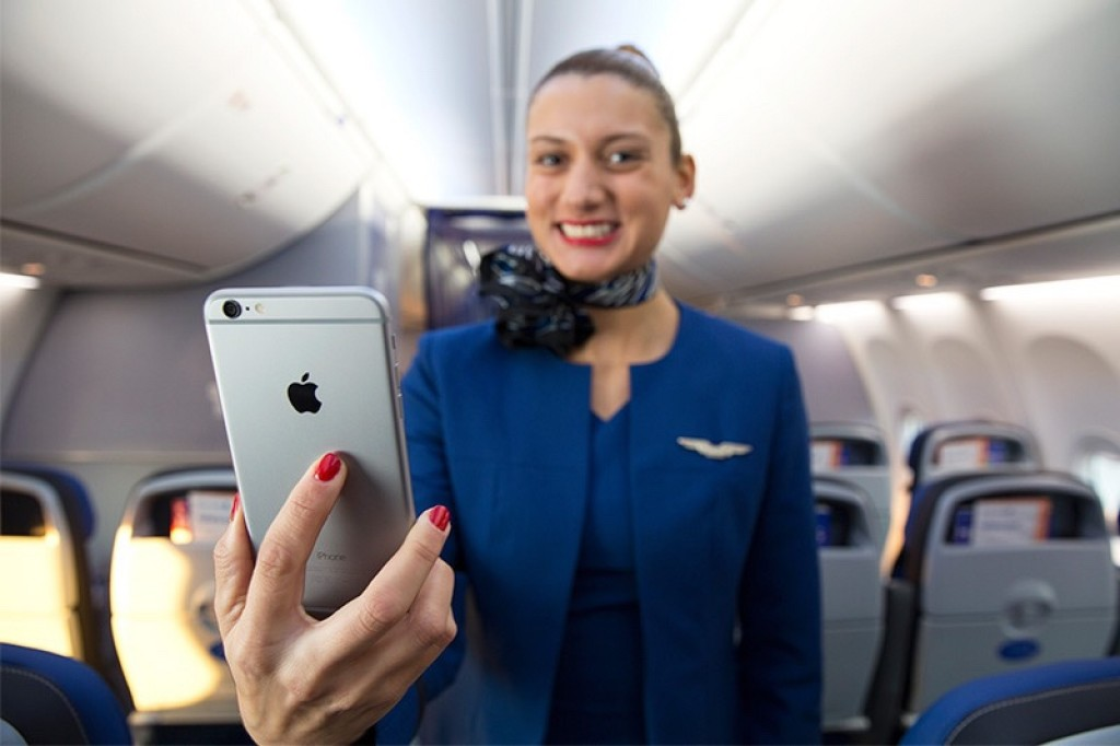 Airlines have invested in making cabin crew more connected — and that needs to translate to more useful information for passengers