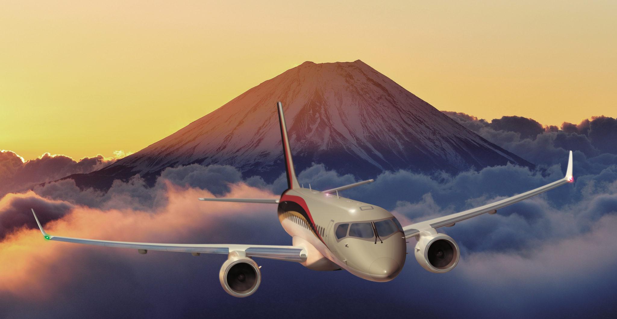 mitsubishi talks mrj sales as new day dawns for japanese aviation - runway  girlrunway girl