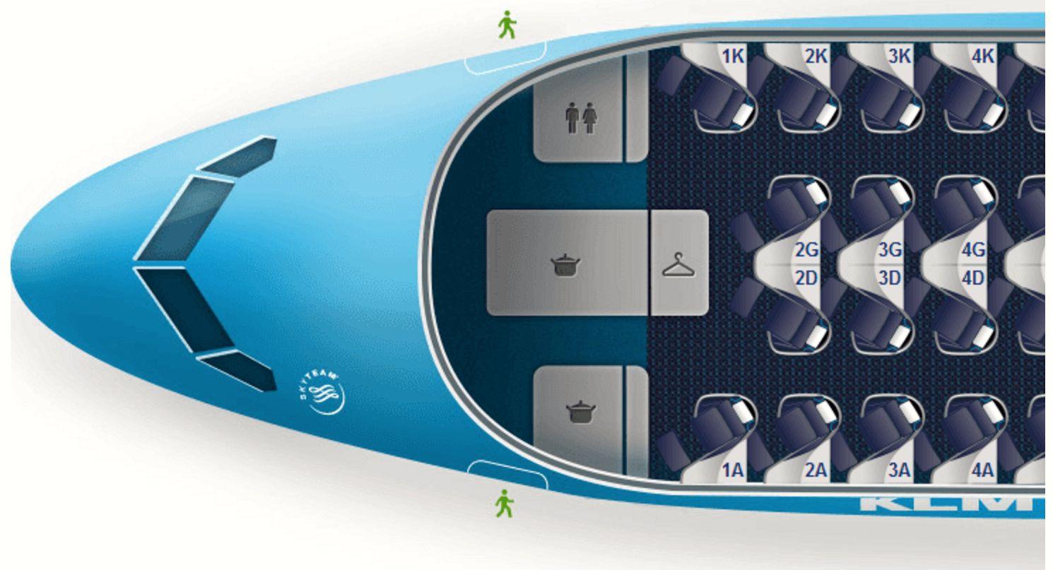 KLM\'s Boeing 787 offers new cabins, connectivity - Runway GirlRunway ...