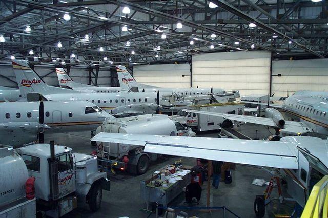 TAMDAR is outfitted across PenAir's fleet