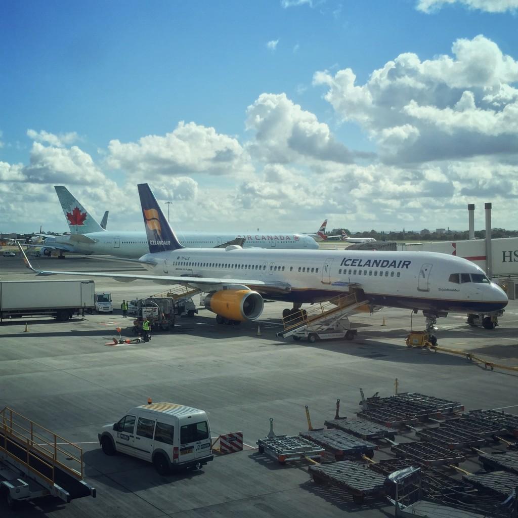 It's not just Icelandair that's affected. Image — John Walton