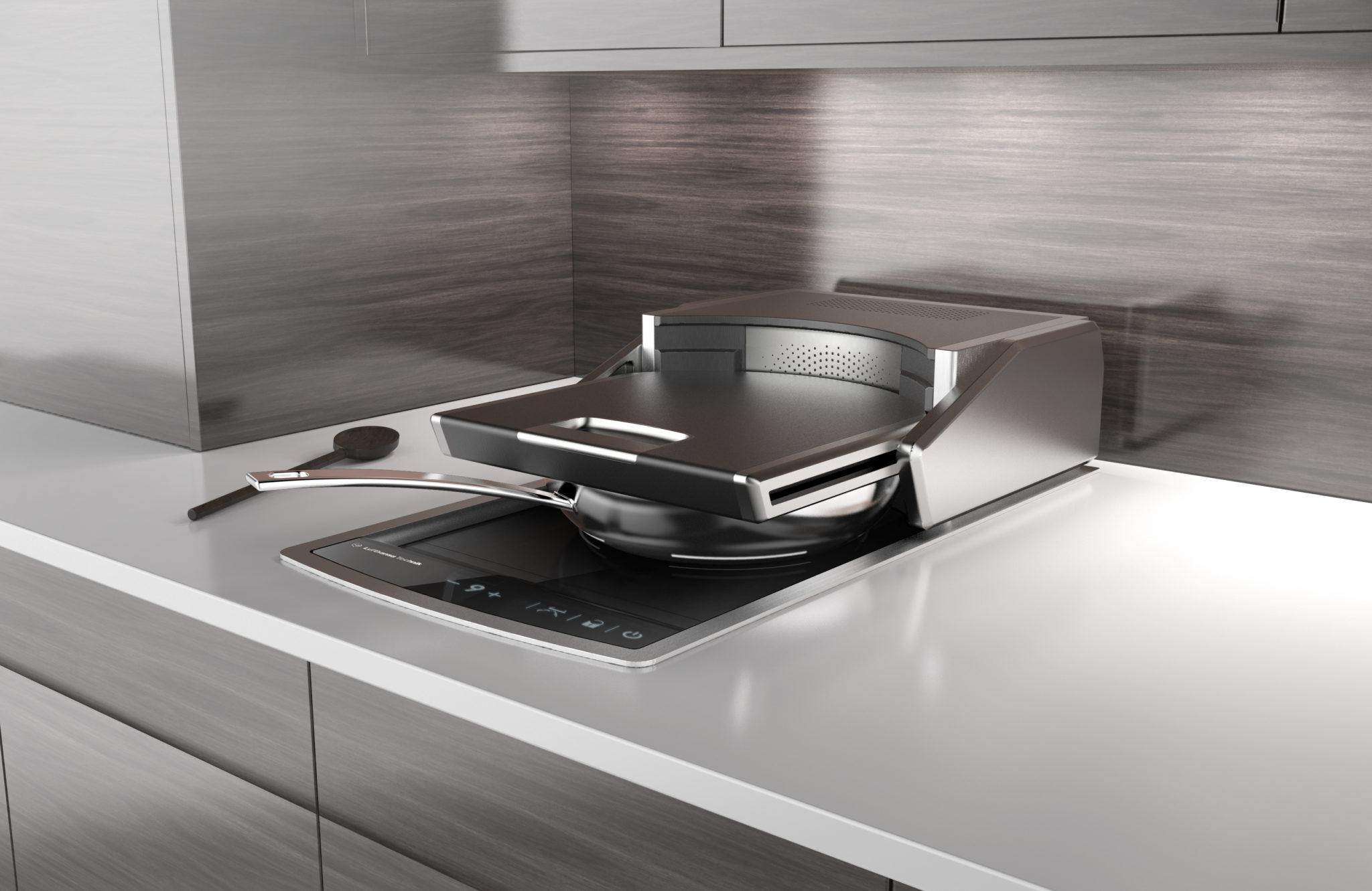 LHT Inductive Cooking Platform