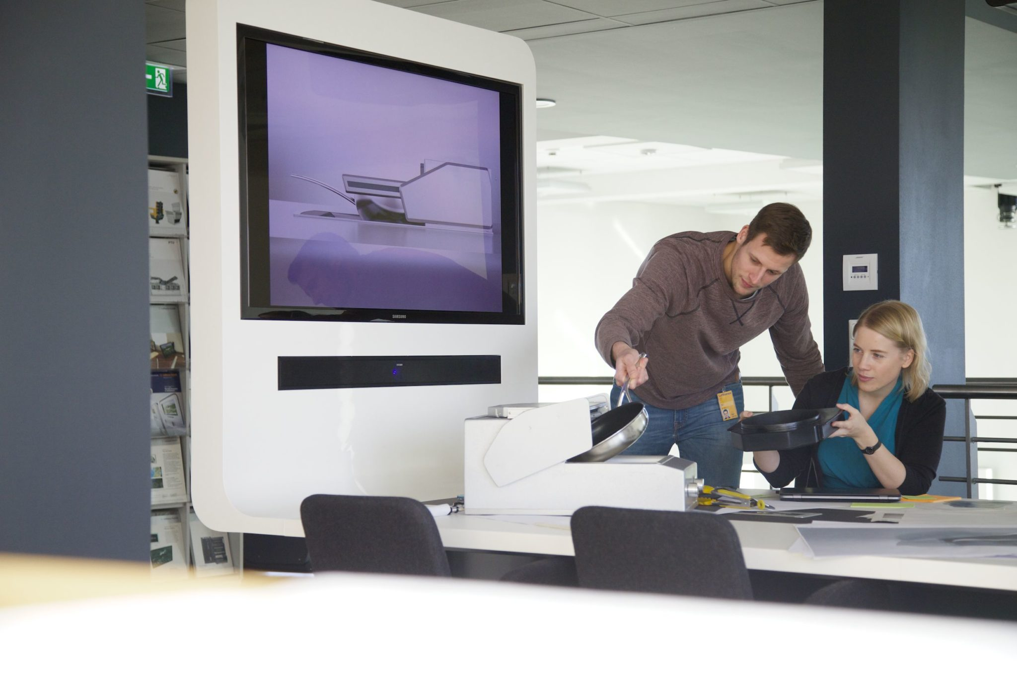 Lufthansa engineers have been working on the design since early last year. Image - Lufthansa