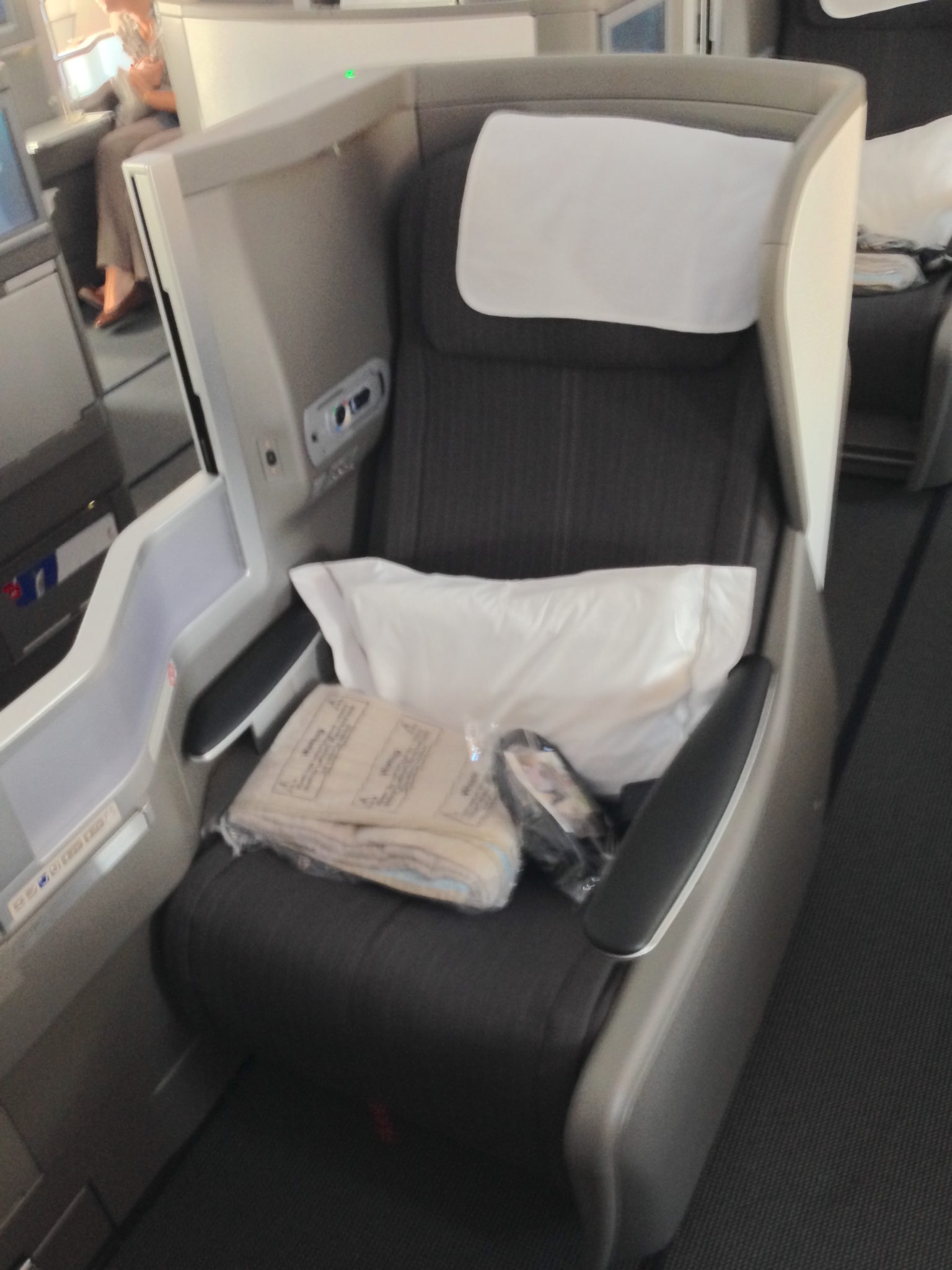 BA's seat has only slightly changed since it was re-engineered in 2006. Image - John Walton