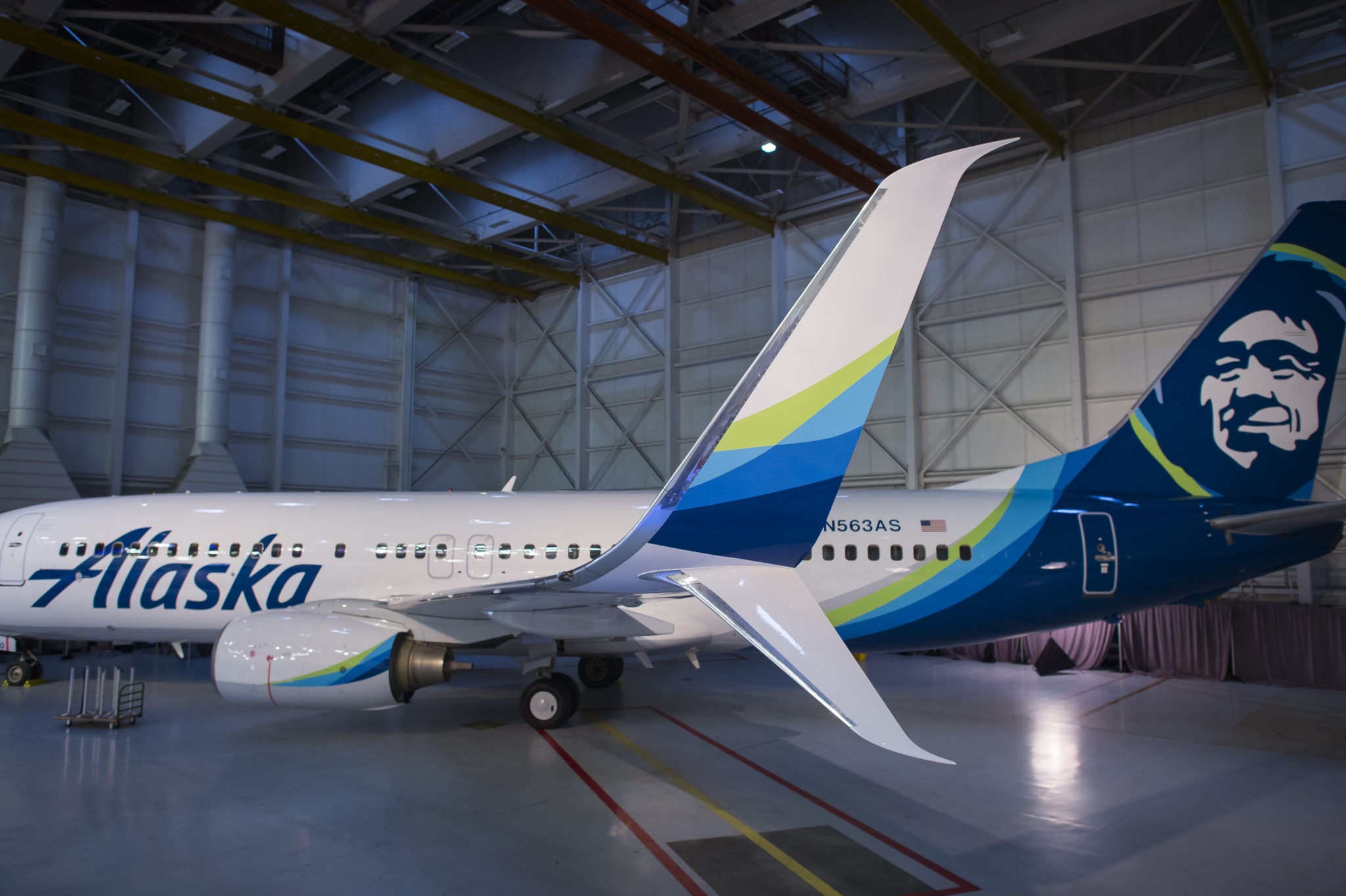 With a new rebrand just getting started does Alaska really want to combine VX into it's ethos? Image: Alaska Airlines