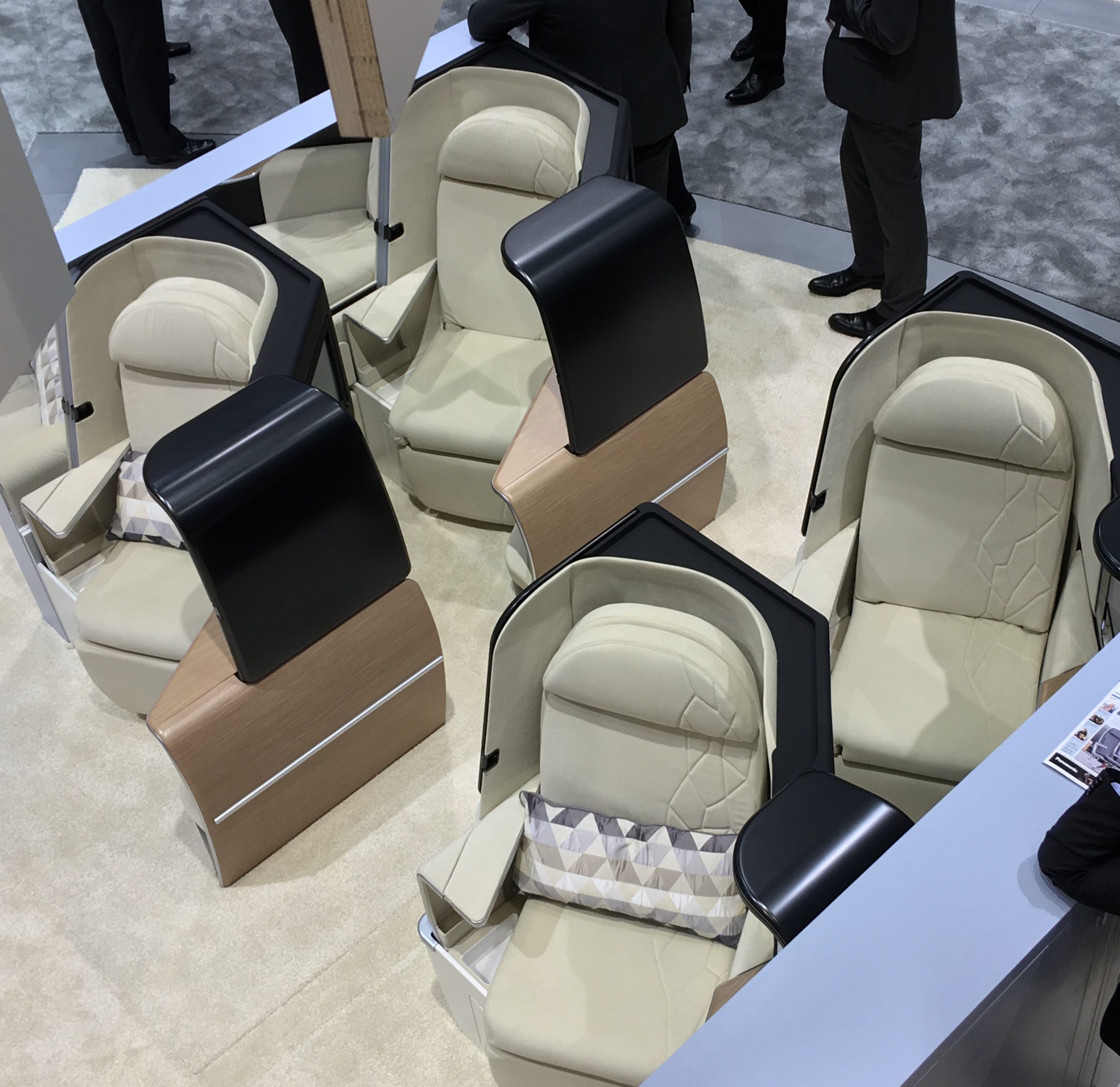 Zodiac's future of business class is platform agnostic — it could go on Cirrus or any other product. Image: John Walton