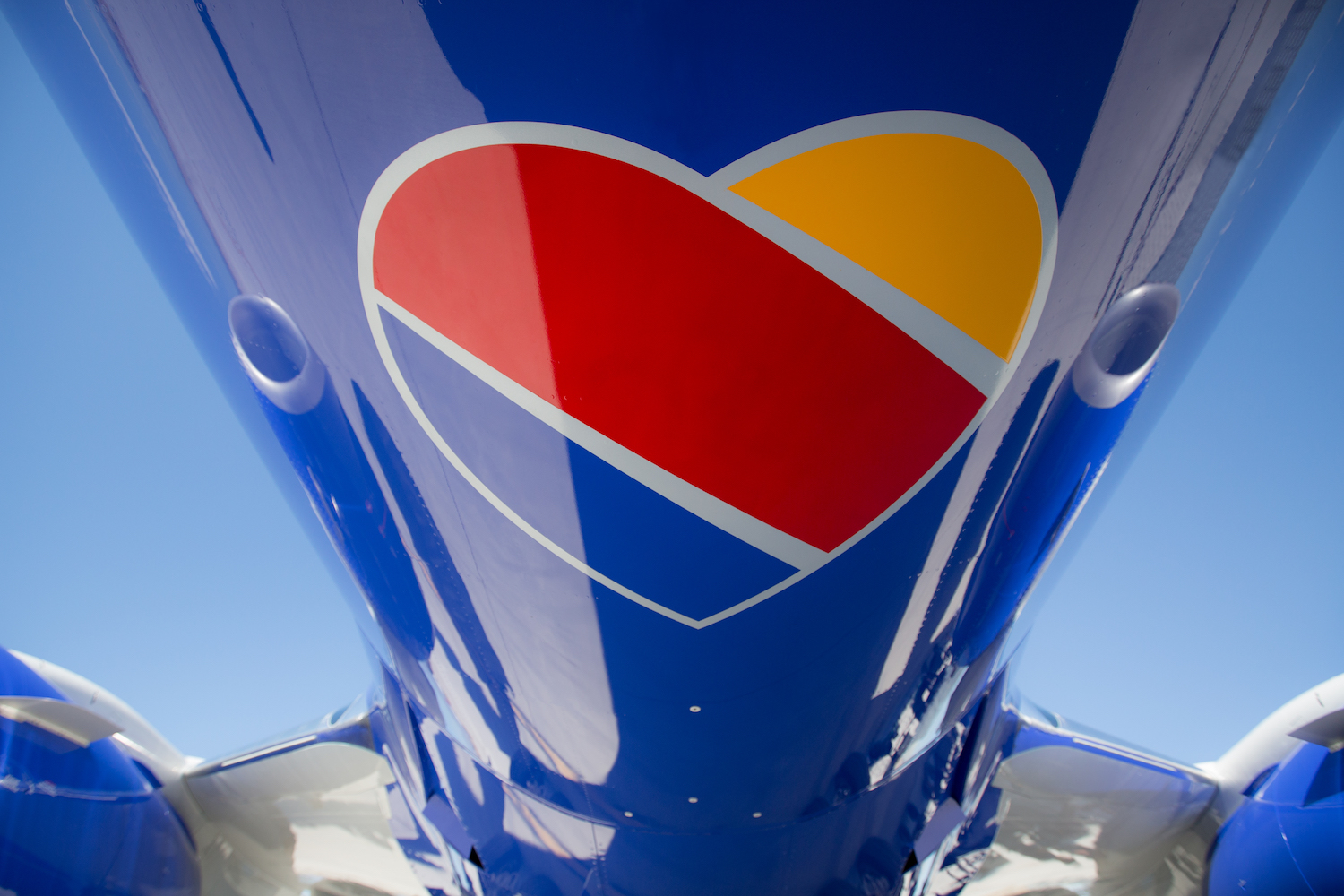 The LUV airline seems all too often to be happy to live with anti-Muslim H8. Image: Southwest