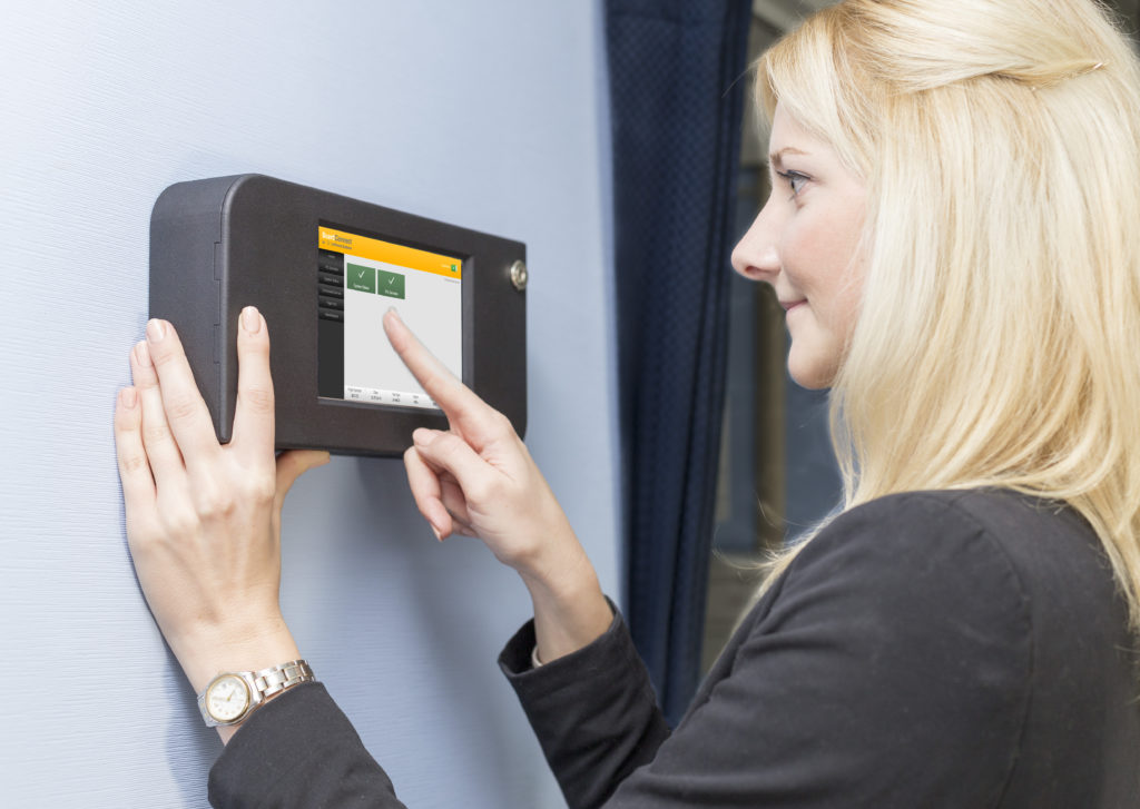 The Lufthansa Systems BoardConnect solution is an influential and popular system among airlines. Image - LH