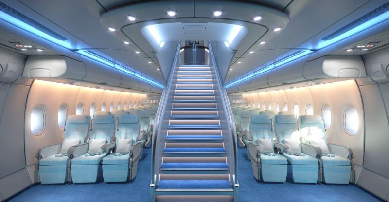 Airbus proposes denser A380 premium economy cabin to airlines ...