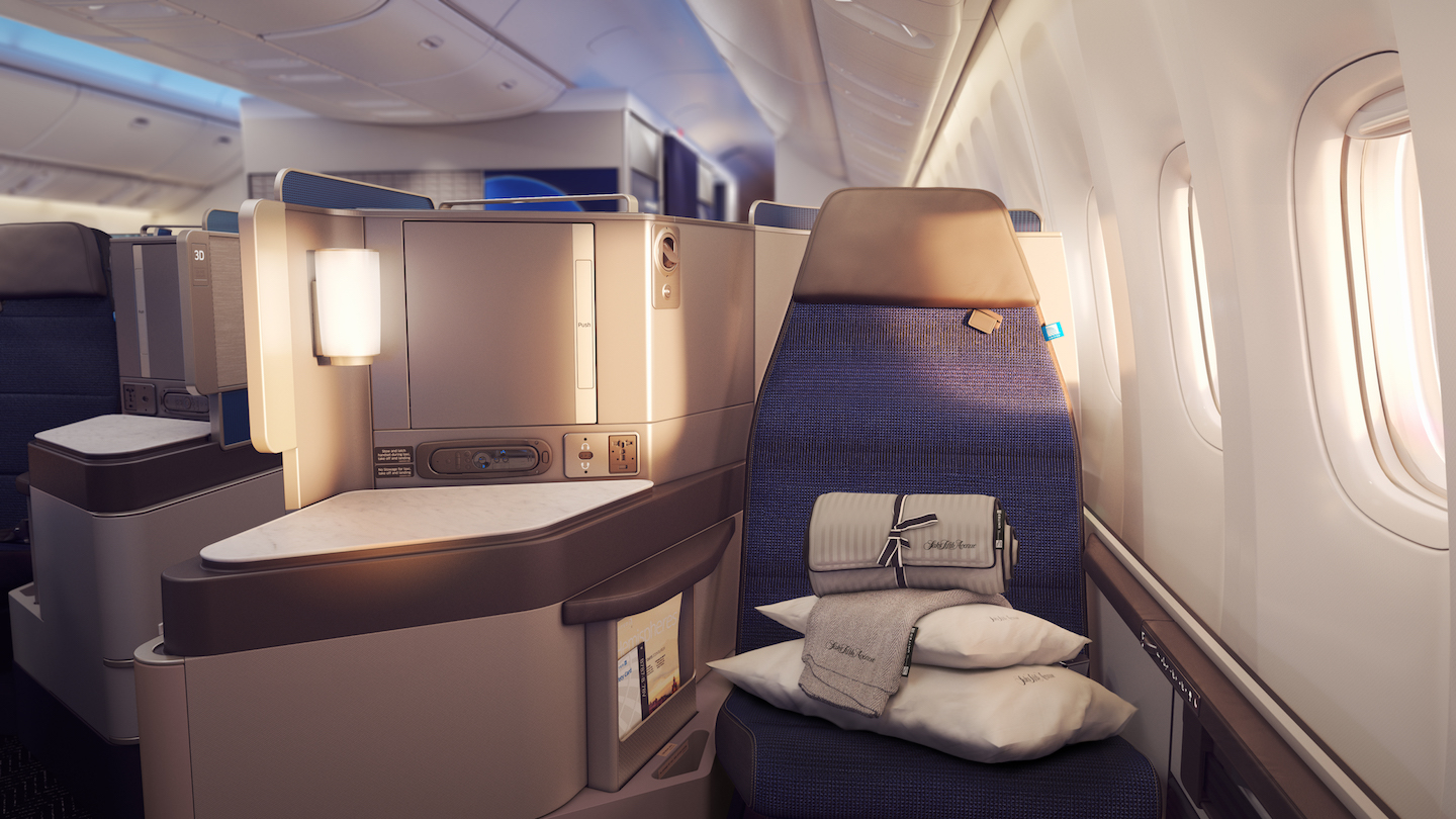 Window seats in staggered products like SKYlounge are significantly better than the aisle seats.