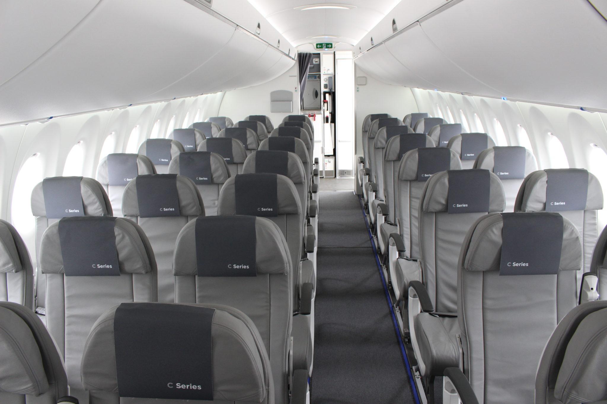Swiss Chooses 1 2 Eurobusiness For Bombardier Cseries Runway Girlrunway Girl