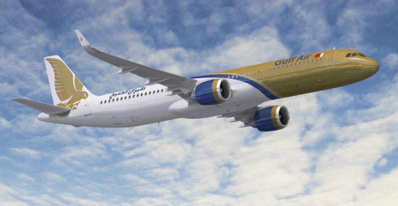 A321neo Gulk Air