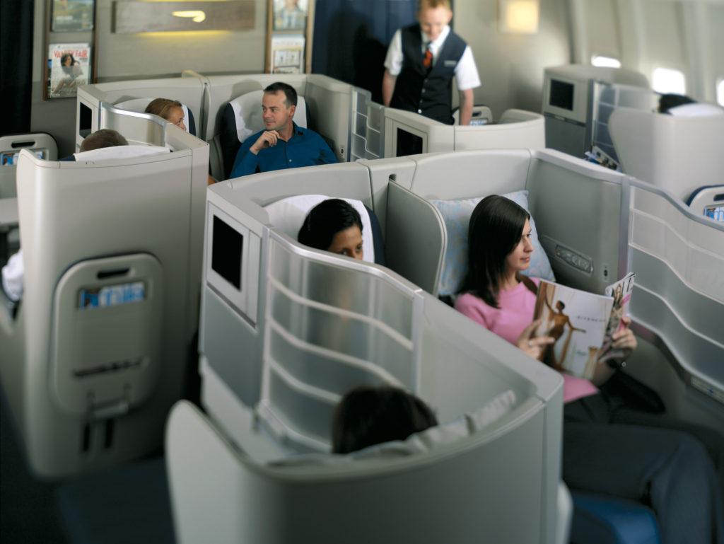 British Airways current fully flat product dates back to 2006. Image: British Airways