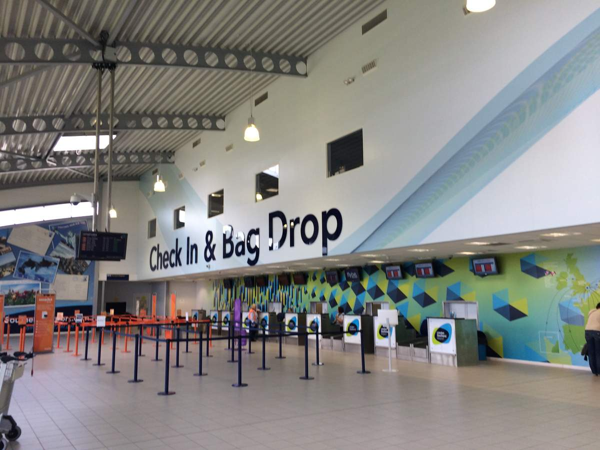 Baggage came quickly to passengers at Southend Airport, increasing the passenger experience.
