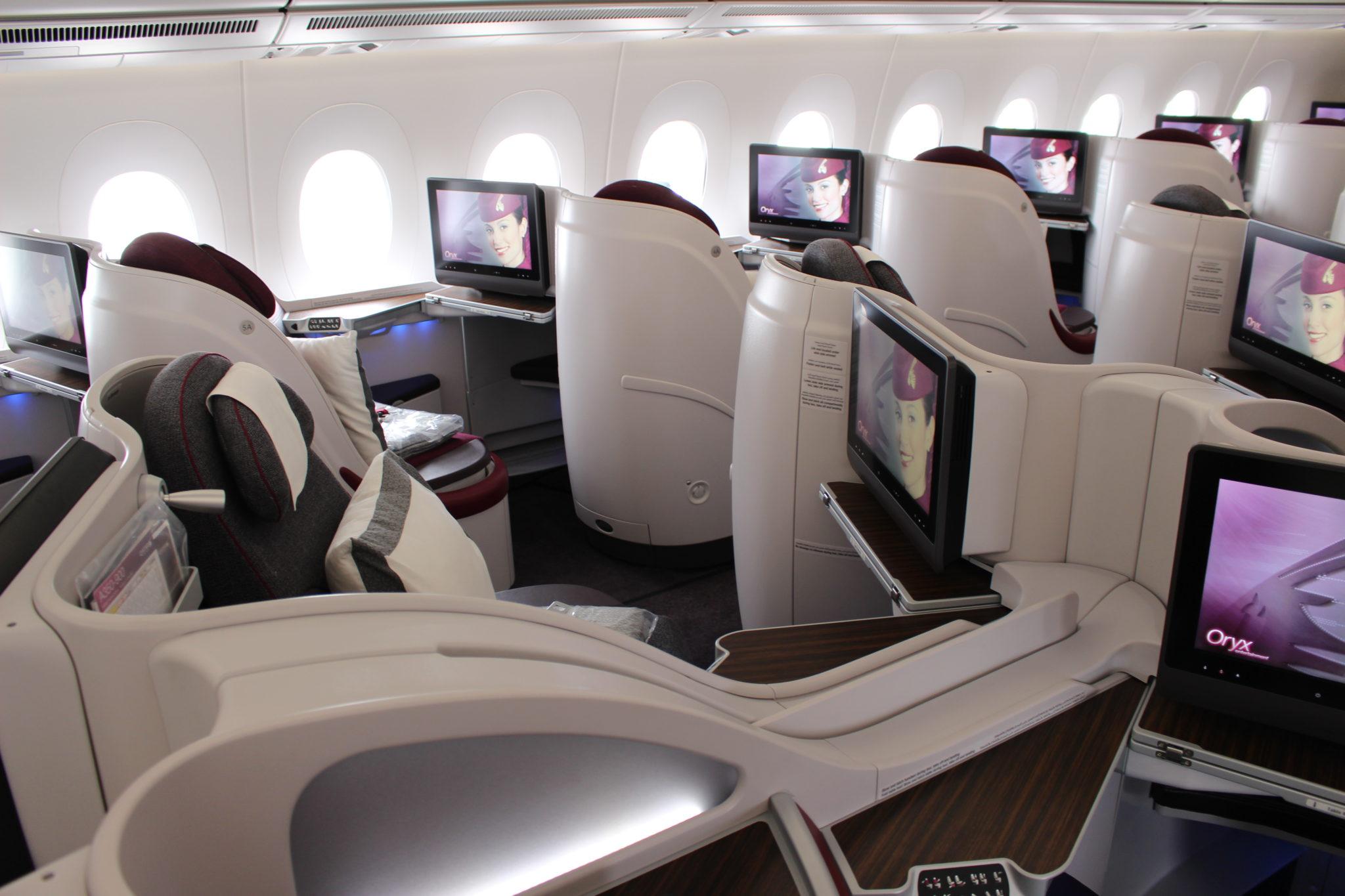Qatar uses b e super diamond seats on the a380 a350 and for Motor club of america better business bureau